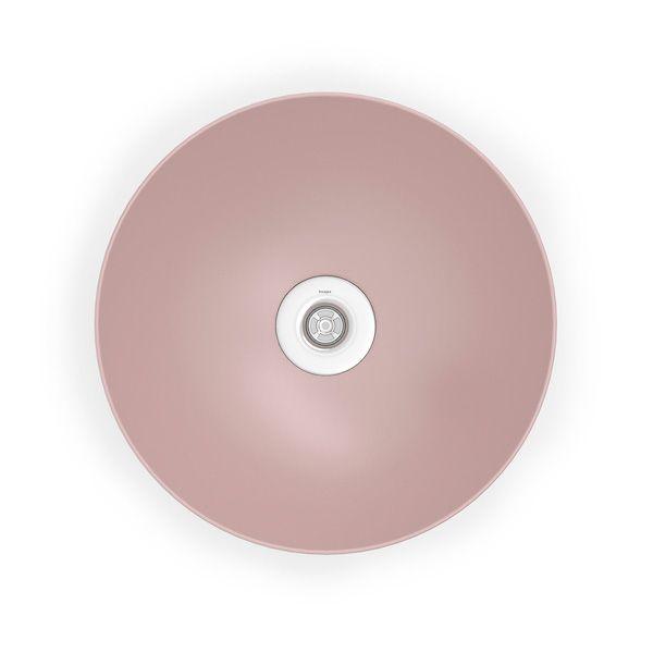 Cuba Apoio Redonda s/mesa 350 Platinum P1 Rose