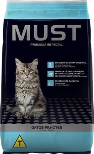 Must Gatos Filhotes Premium 10.1 Kg