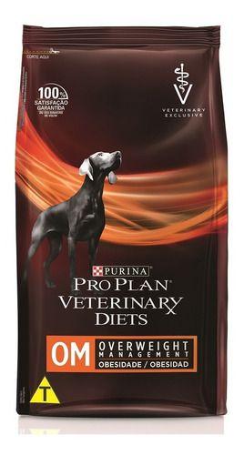 Ração Proplan Veterinary Diets Obesity Para Cães 2 Kg