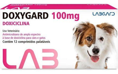 Doxygard Labgard 100 Mg 12 Comprimidos