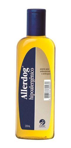 Shampoo Hipoalergênico Cepav Allerdog - 230Ml