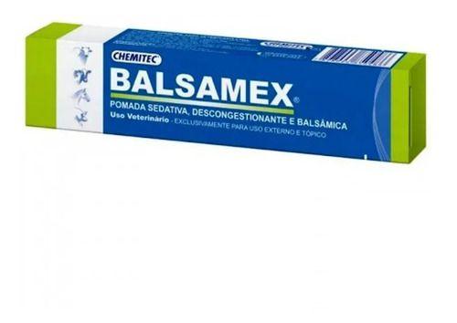 Balsamex Pomada Balsâmica, Descongestionante 100 G