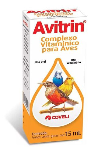 Avitrin Vitamínico 15 Ml - Coveli