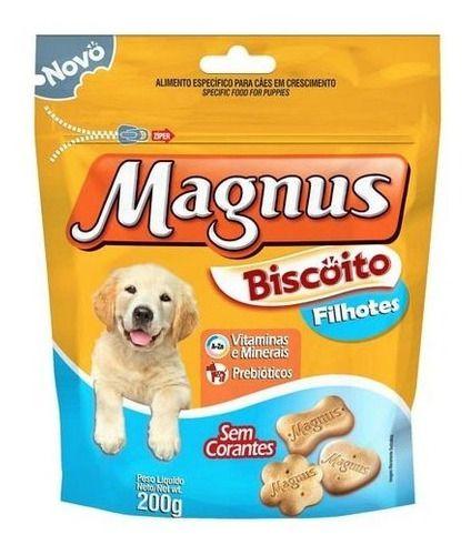 Magnus Croc Original Filhote 200 G