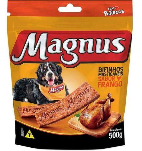 Magnus Bifinho Frango 500 G