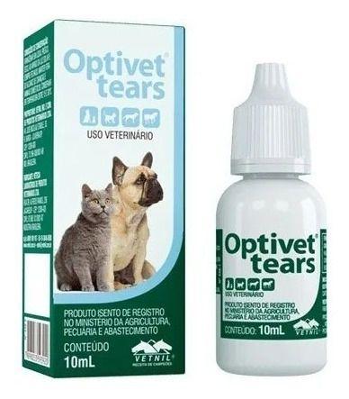 Colírio Optivet Tears 10 Ml