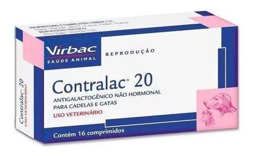 Contralac 20 Mg 16 Comprimidos