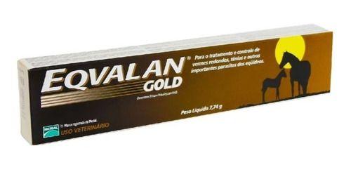 Eqvalan Gold - 7,74 Gr | Vermífugo Para Equinos