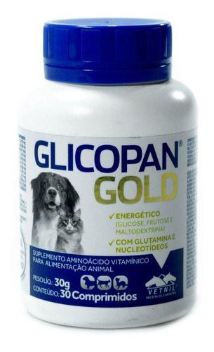 Glicopan Gold Comprimidos 30 Comp