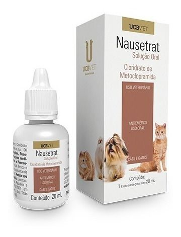 Suplemento Vitamínico Nausetrat Oral