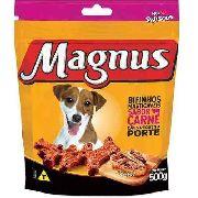 Magnus Bifinho Carne Pequeno Porte 500 G