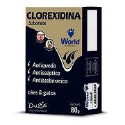 Sabonete Clorexidina Dugs 80 G