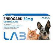 Enrogard 50 Mg 10 Comprimidos