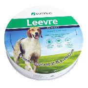 Coleira Antiparasitária Ourofino Leevre Para Cães 32.75G E 63Cm