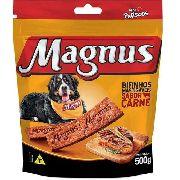 Bifinho Magnus Mastigáveis Sabor Carne 500 G