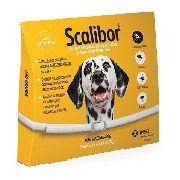 Coleira Antiparasitária Msd Para Cães 65 Cm