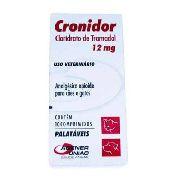 Cronidor 12Mg - 10 Comprimidos