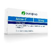 Azicox-2 50 Mg C/ 6 Comprimidos