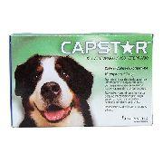 Capstar Cães 57 Mg 11,4 A 57,0 Kg - 6 Comprimidos