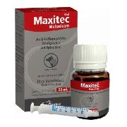 Maxitec 20 Ml Oral Cães E Gatos