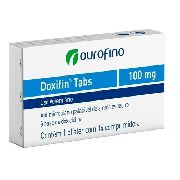 Doxifin Tabs Ourofino 100 Mg Blister Avulso C / 14 Comp