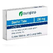Doxifin Tabs Ourofino 200 Mg Blister Avulso C/ 6 Comprimidos