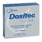 Doxitec 100Mg Syntec 16 Comprimidos