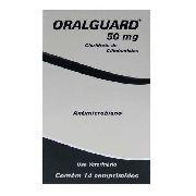 Oralguard  50 Mg - 14 Comprimidos