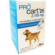Pro Cart 2100 Mg Suplemento Para Cães