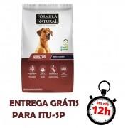 Ração Formula Natural Para Cães Adultos Porte Médio E Grande Super Premium 15Kg