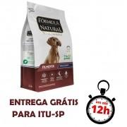 Ração Formula Natural Para Cães Filhotes Porte Médio E Grande Super Premium 15Kg
