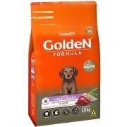Ração Golden Carne Para Cães Filhotes Pequeno Porte