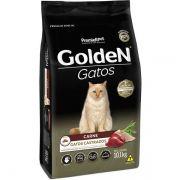 Ração Golden Carne Para Gatos Castrados Adultos 10,1Kg