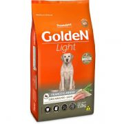 Ração Golden Frango Ligth Para Cães Adultos Premium Especial 15Kg