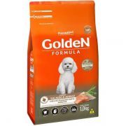 Ração Golden Salmão Para Cães Adultos Raças Pequenas Premium Especial