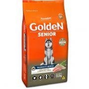 Ração Golden Sênior Frango E Arroz Para Cães Adultos Premium Especial 15Kg