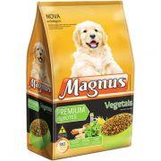 Ração Magnus Para Cães Filhotes Vegetais Premium 25Kg