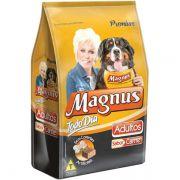 Ração Magnus Todo Dia Carne Para Cães Adultos Premium
