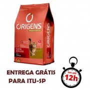Ração Origens Gatos Adultos Carne Premium Especial 10Kg