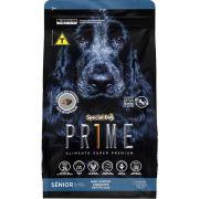 Ração Special Dog Prime Sênior Para Cães Adultos Super Premium 15Kg