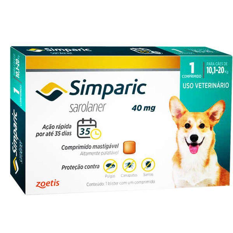 Combo Simparic (1) 1,3-2,5 kg/(2) 5,1-10kg/(1) 10-20kg