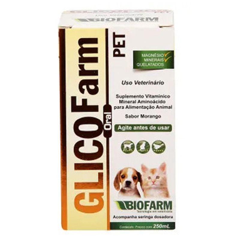 Glicofarm Pet Suplemento Vitamínico