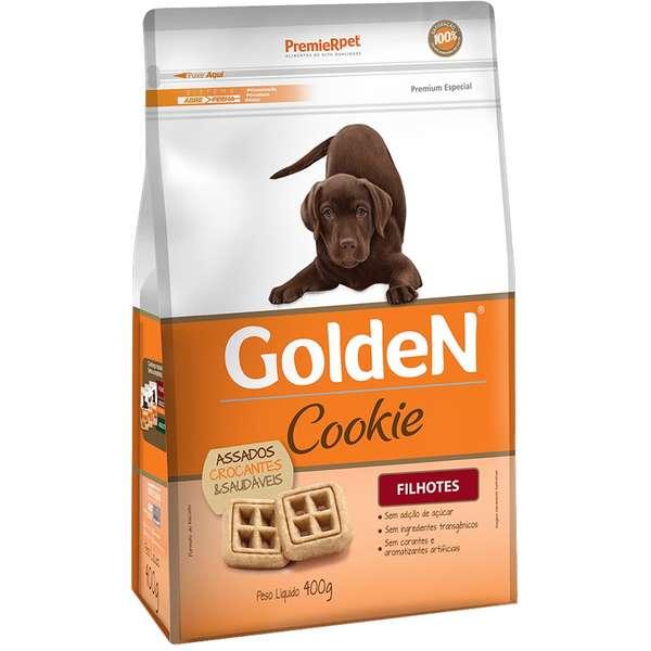 Golden Cookies Para Cães Filhotes 400G
