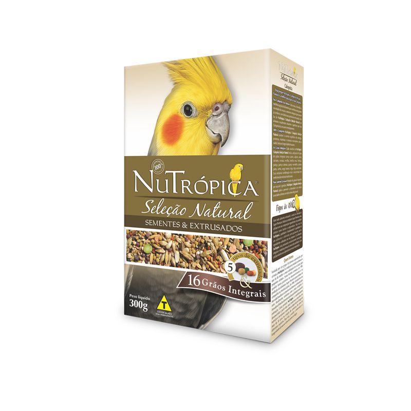 Nutrópica Seleção Natural Calopsita 300g