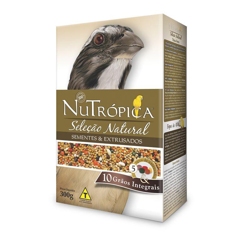 Nutrópica Seleção Natural Trinca-Ferro 300g