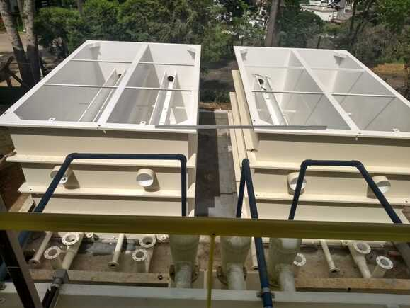 Estação de Tratamento de Água