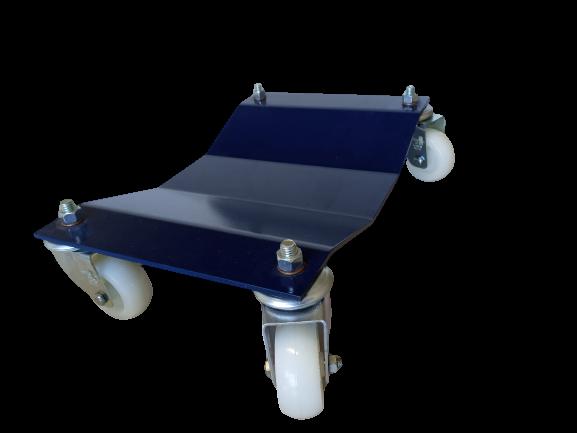 PATICAR - Patins para Veículos - Azul