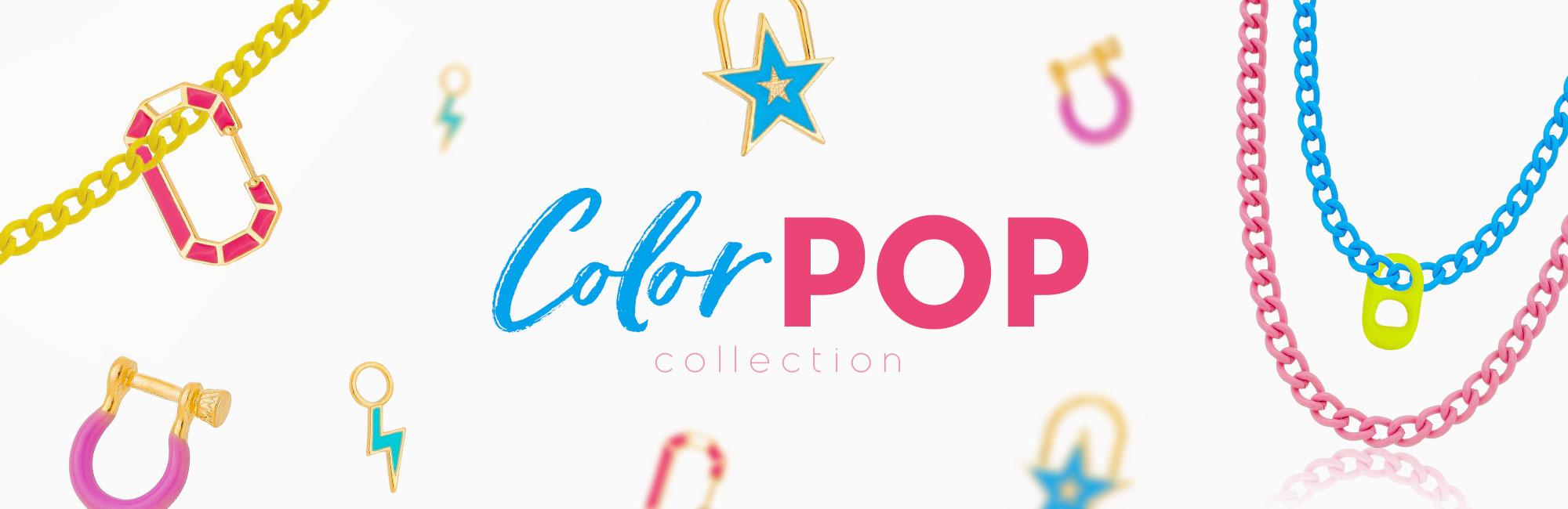 Coleção Color Pop
