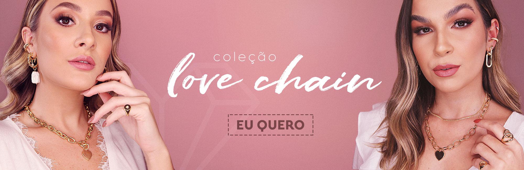 Coleção Love Chain