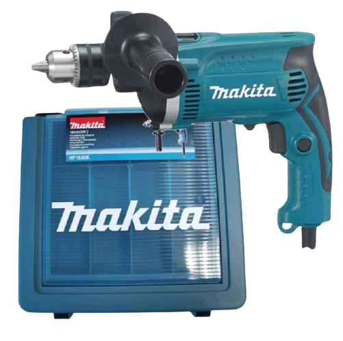 FURADEIRA IMPACTO SEM MALETA MAKITA HP1630 710W 1/2 - 220V